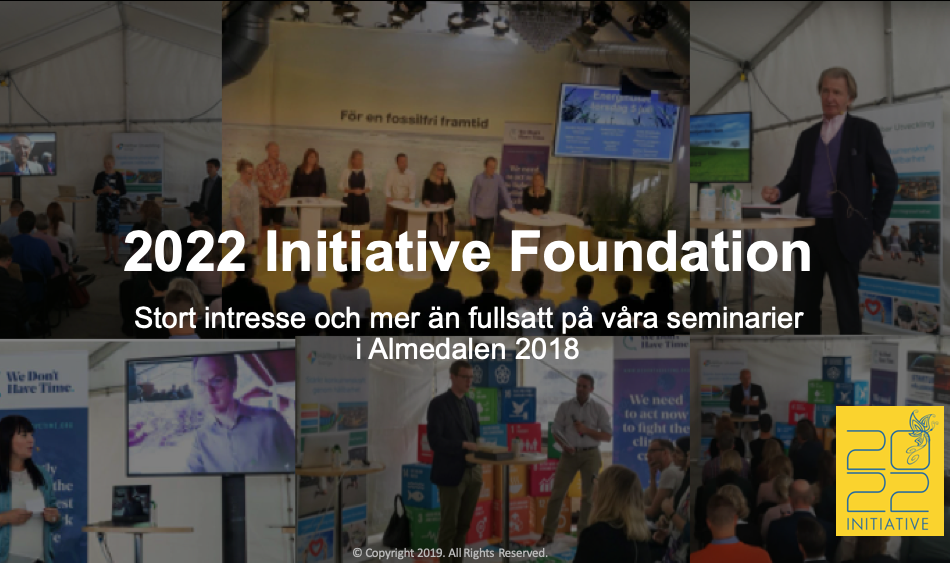 2022 Initiative Foundation – Co-creation & Acceleration to