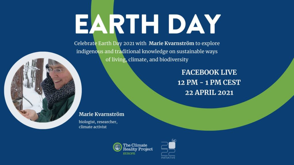 Earth Day Dialogue on indigenous and traditional knowledge